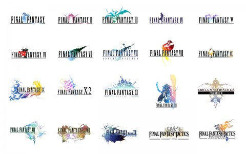 Jeux à saga Final Fantasy
