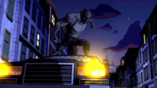 The wolf Among Us Bigby Band of Geeks