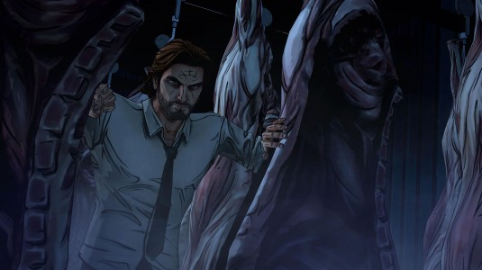 The wolf Among Us Bigby Boucherie Band of Geeks