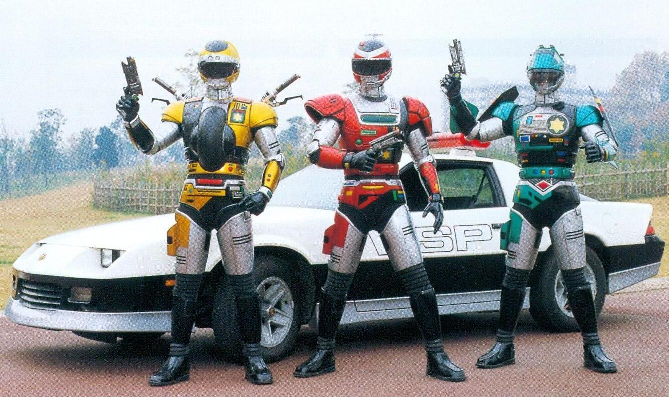 Special Rescue Police Winspector subs Band of Geeks (1)