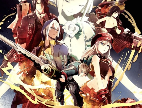 God Eater Resurrection Band of Geeks (1)