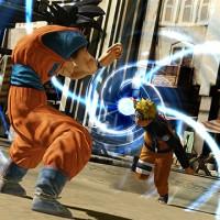J-Stars Victory VS+ Naruto Rasengan Goku