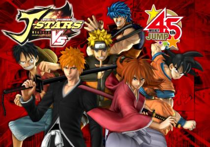 J-Stars Victory VS+ héros