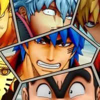 J-Stars Victory VS+ manga