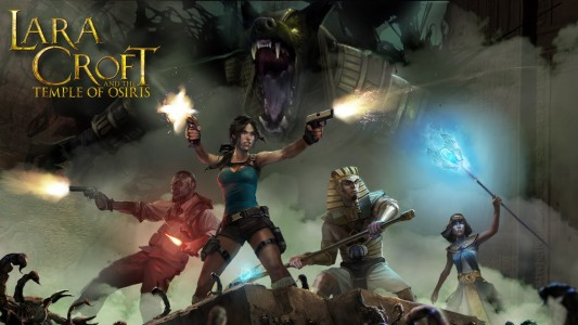 Lara Croft and the temple of Osiris Band of Geeks