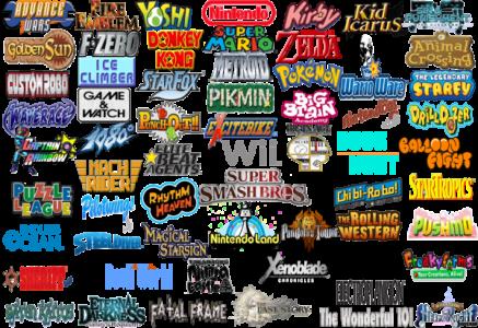 Nintendo licences