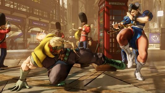 Street Fighter V Band of Geeks 2