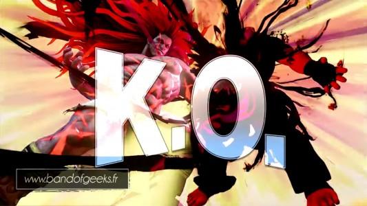 Street Fighter V Band of Geeks 4 Ko Necalli Ken