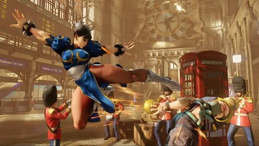 Street Fighter V Band of Geeks