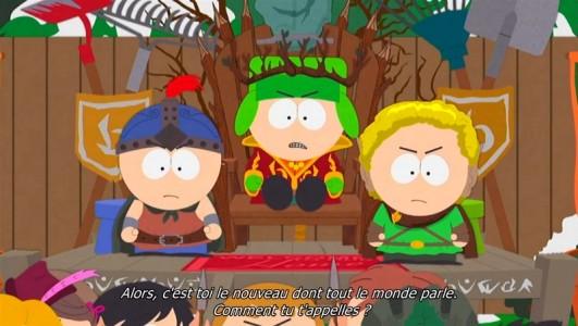 Trophee Platine South Park le Baton de la verite Band of Geeks 2