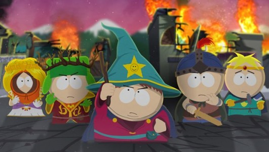 Trophee Platine South Park le Baton de la verite Band of Geeks 3