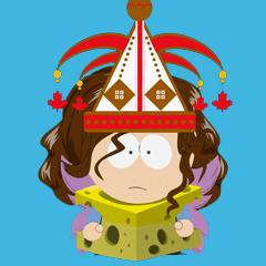 Trophee or South Park le Baton de la verite Fetichiste