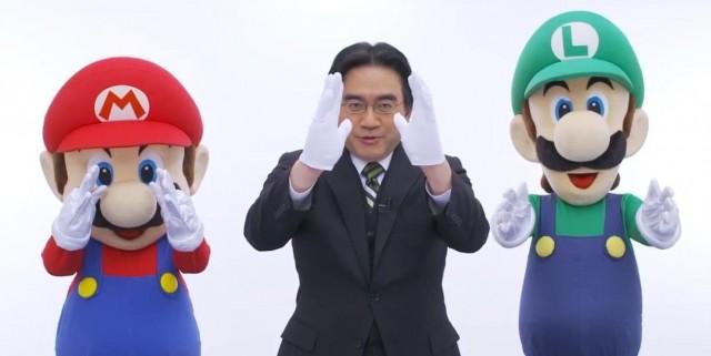 Satoru Iwata - Band of Geeks (1)