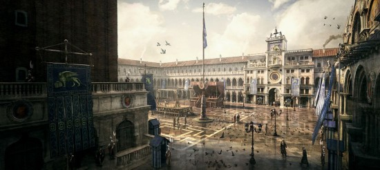Assassin's Creed II Venise