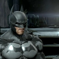 Batman Arkham Origins Batman Alfred