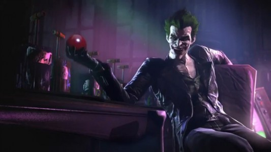 Batman Arkham Origins Joker