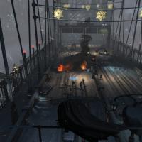 Batman Arkham Origins pont ennemis