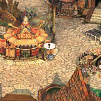 Final Fantasy IX Alexandrie Bibi