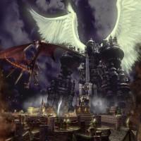 Final Fantasy IX Bahamut Alexander
