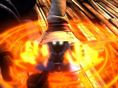 Final Fantasy IX Bibi cinématique