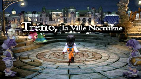 Final Fantasy IX Tréno