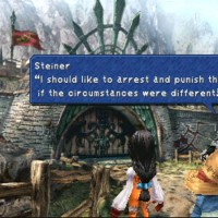 Final Fantasy IX dialogue