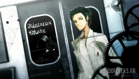 Rintarou Okabe Band of Geeks 30 Day Video Game Challenge