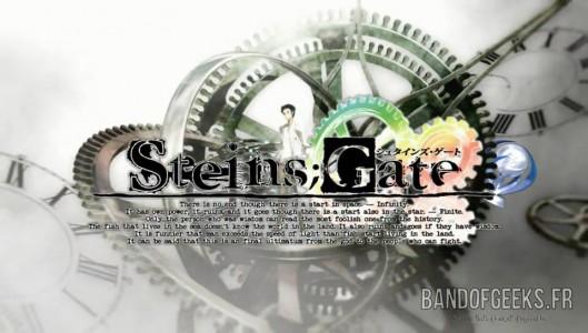 Steins;Gate Critique Platine Band of Geeks
