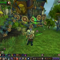 World of Warcraft Horzen paresseux