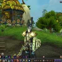 World of Warcraft Ryuzen