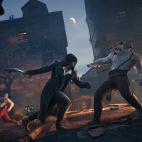 Assassin's Creed Syndicate combat couteau