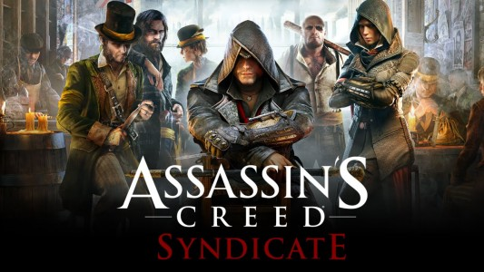 Assassin's Creed Syndicate jaquette