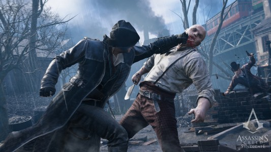 Assassin's Creed Syndicate meurtre lame secrète