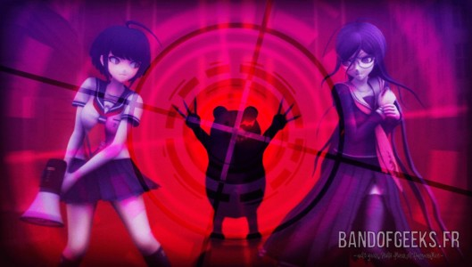 Danganronpa Another Episode Ultra Despair Girls Band of Geeks