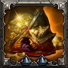 Diablo III Reapers of Souls Trophée Argent La cupidité avant le besoin Band of Geeks