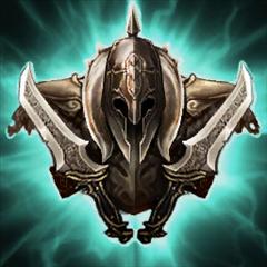 Diablo III Reapers of Souls Trophée Argent Nuit magique Band of Geeks