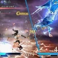 Final Fantasy Dissidia Tifa combat