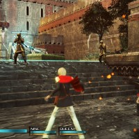 Final Fantasy Type-0 HD gameplay