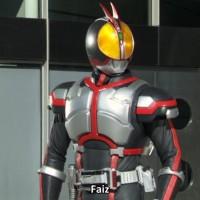Kamen Rider Faiz Actualité de la semaine Band of Geeks