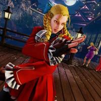Karin Street Fighter V PlayStation 4 Tokyo Game Show 2015 Band of Geeks