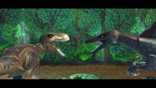LEGO Jurassic World Trophée Platine 2 Band of Geeks