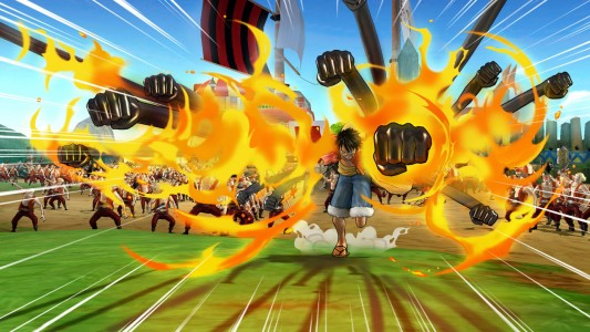 One Piece Pirate Warriors 3 Nos jeux du moment Band of Geeks