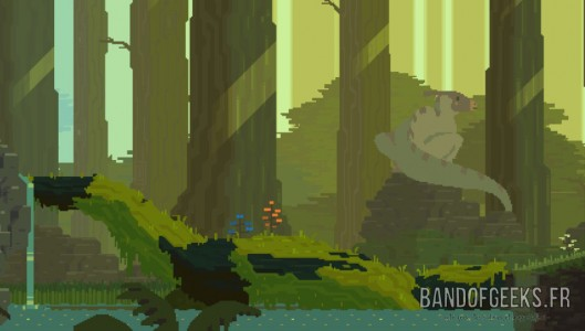 Super Time Force Ultra Band of Geeks Dinosaure parasaurolophus