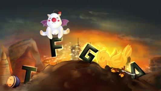 TFGA Logo avec mog sur le F