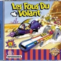 Les fous du volant jaquette Dreamcast
