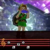 Ocarina Majora's Mask Nintendo 3DS