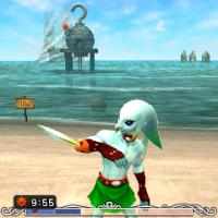 Zora Majora's Mask Nintendo 3DS