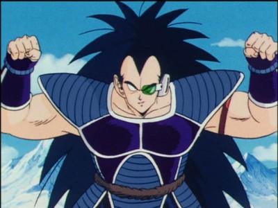 Radditz Dragon Ball