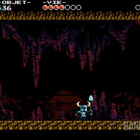 Shovel Knight Critique PSVita Band of Geeks Mole Knight Stage