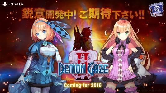 Demon Gaze II Band of Geeks Actualité de la semaine